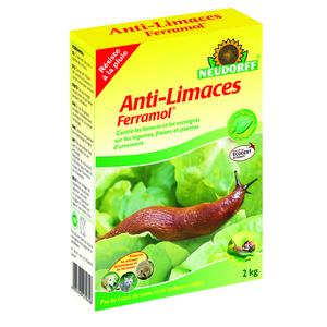 Anti limaces Ferramol 2 kg 183224