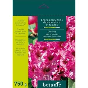 Engrais 750g hortensias rhododendrons