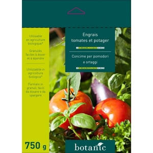 Engrais 750g tomates et potagers