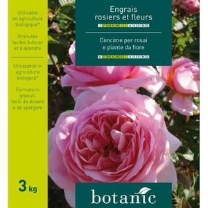 Engrais 3kg rosiers et fleurs