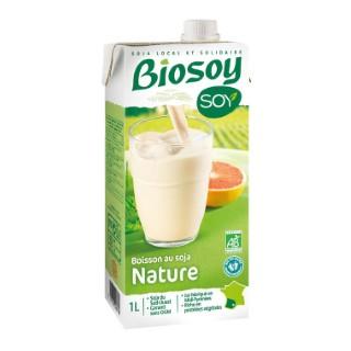 Pack Biosoy nature bio