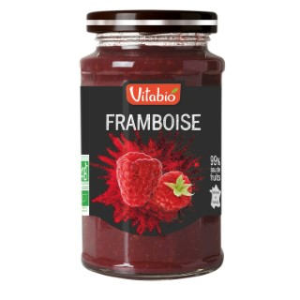 Délice de Framboise bio 290 g 185837