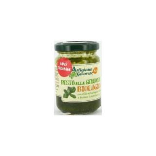 Pesto vegetal bio ARTIGIANA GENOVESE