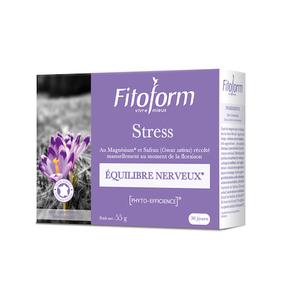 Complément alimentaire stress en boite de 60 comprimés 187505