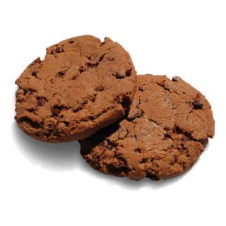 Cookies tout chocolat - Prix au kg 190396