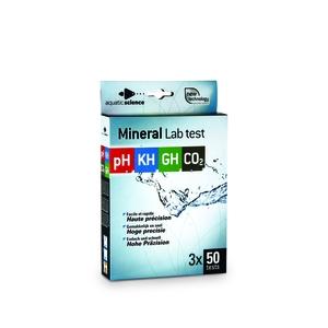 Test eau bassin Minéral Lab Test