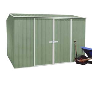 Abri de jardin métallique ABSCO sans plancher / livré