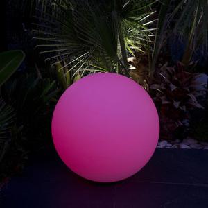 Boule lumineuse multicolore LED Bobby – LUMISKY