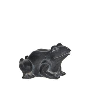 Statue grenouille 14 cm