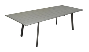Table de jardin Max L 180/240 cm