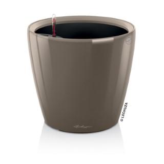 Pot à réserve d'eau Classico Taupe Ø.21 x H.20 cm 197983