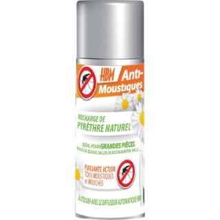 Recharge Diffuseur Intérieur automatique Anti-Moustiques 150 ml 199540