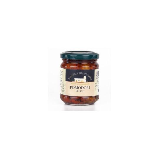 Tomates séchées bio MASSERIA DEL VICARIO