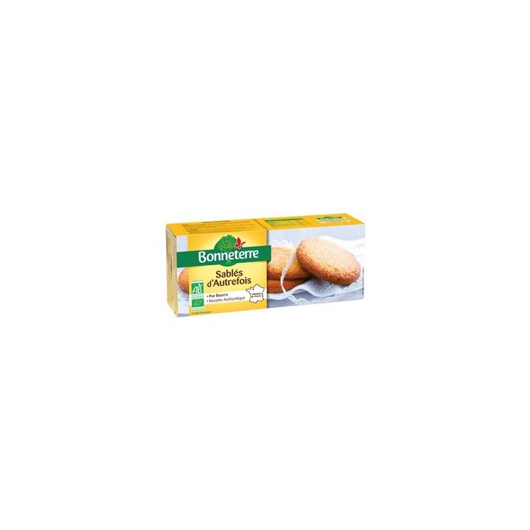 Sables d'autrefois pur beurre 175 g BONNETERRE 100302