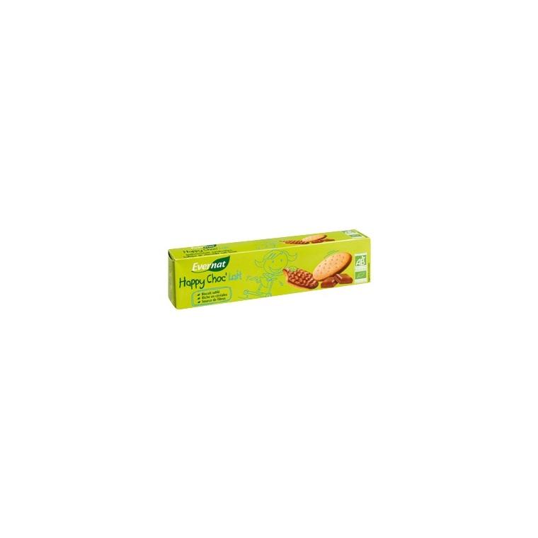 Biscuits happy choc'lait bio 200 g 100329