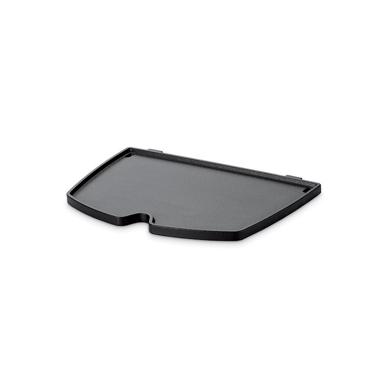 Plancha en fonte pour barbecue Weber Q série 1000 100669