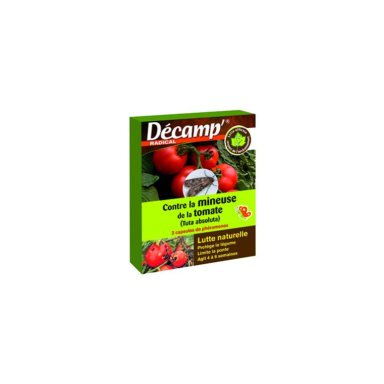 Phéromone traitement biologique contre la mineuse de la tomate x 2 101059