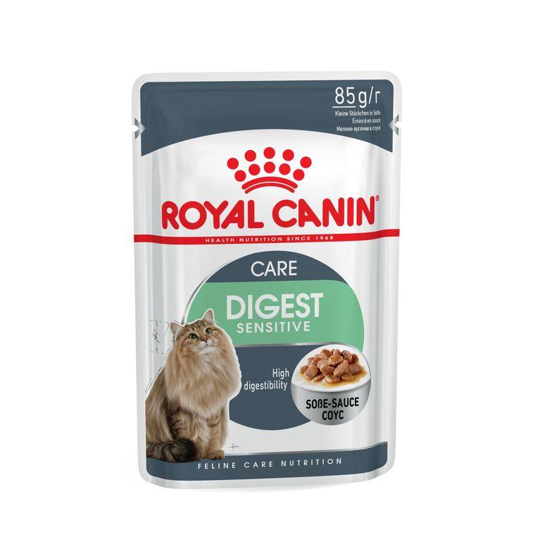 Digest Sensitive Sauce Bouchées pour chat en sachet 85 g 101899