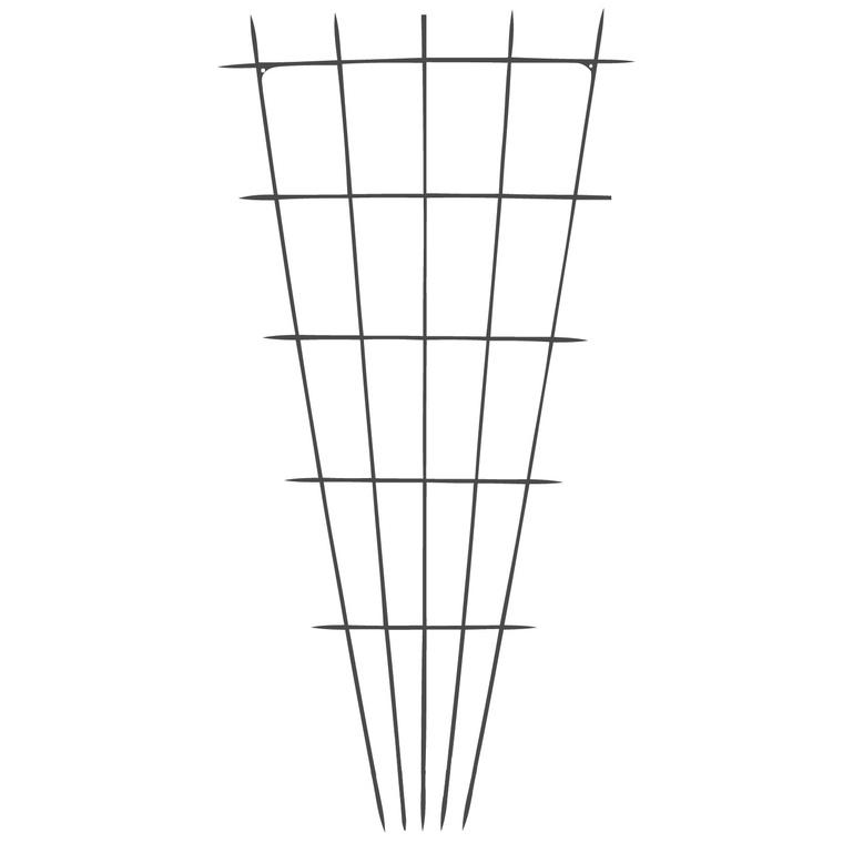 Eventail grille à planter 150 cm 104226