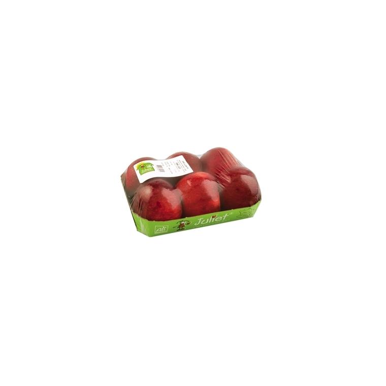 Barquette de 6 pommes Juliet 105073