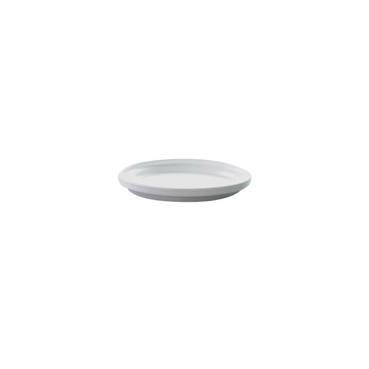 SOUCOUPE D.12 de coloris blanc mat 106868
