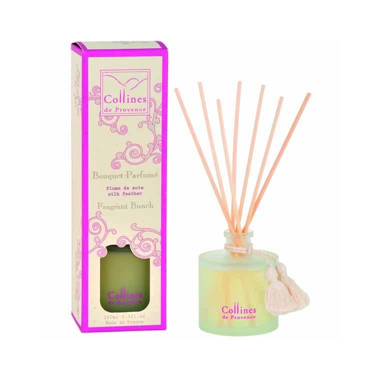 Bouquet parfumé 100 ml Plume de Soie 109220