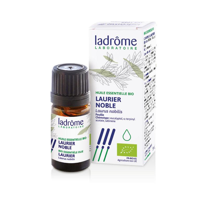 Huile essentielle bio de Laurier noble Ladrôme - 10 ml 112998