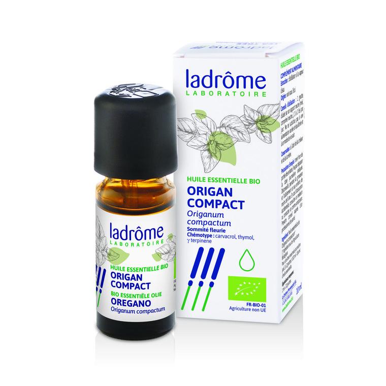 Huile essentielle bio d'Origan compact Ladrôme - 10 ml 112999