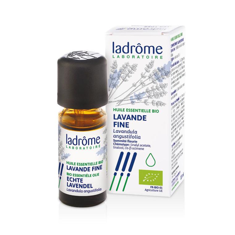 Huile essentielle bio de Lavande fine Ladrôme - 10 ml 113005
