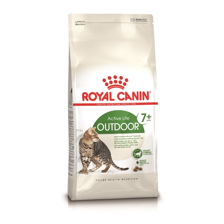 Outdooor 7+ Royal Canin 4 kg 114417