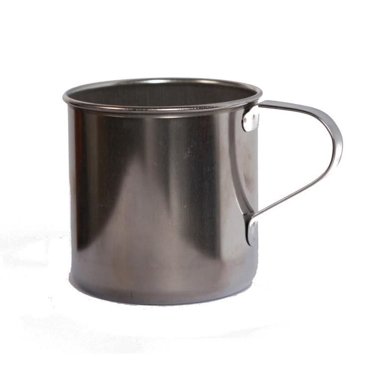 Mug inox récupérateur de graisses 117186