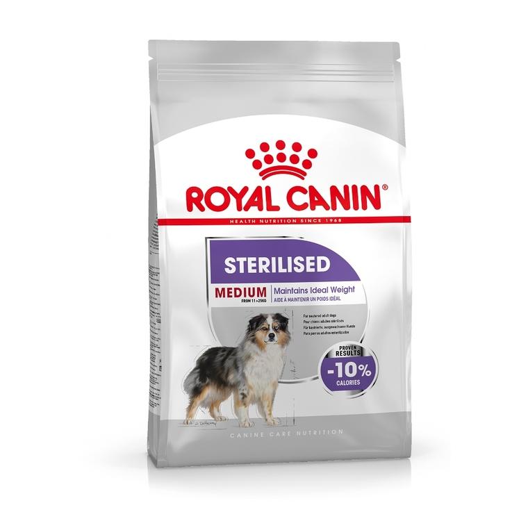 Medium Sterilised Royal Canin 3kg 119075