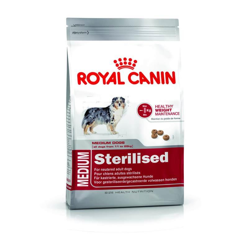 Medium Sterilised Royal Canin 12 kg 119076