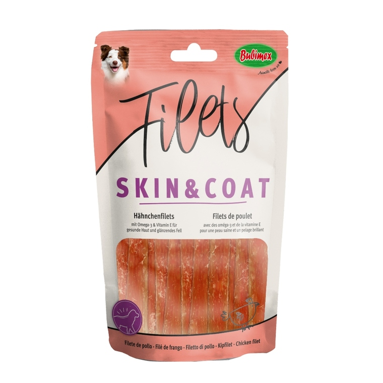 Filet de poulet Skin and Coat Bubimex 100g 122082