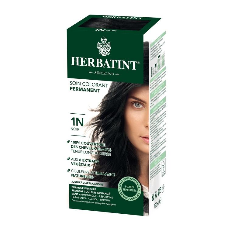 Coloration Herbatint Noir -  1N.145 ml 122833