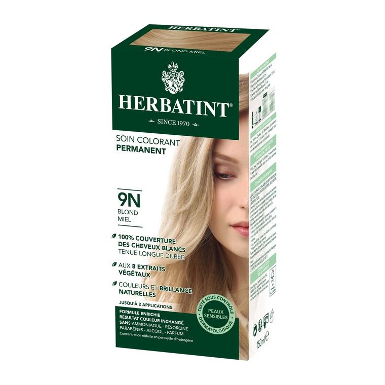 Coloration Herbatint Blond Miel - 9N.145 ml 122841