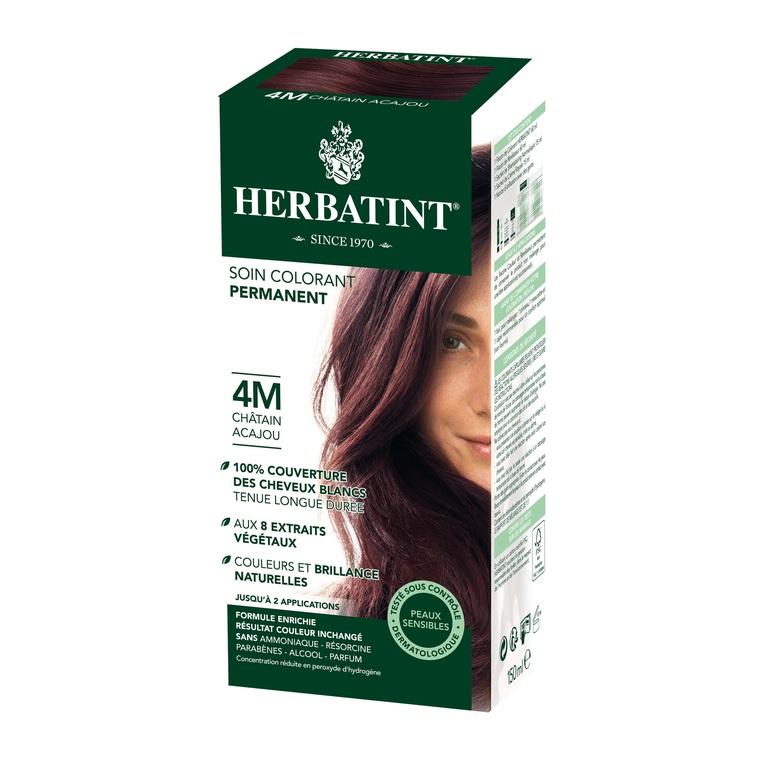 Herbatint Châtain Acajou - 4M.145 ml 122848