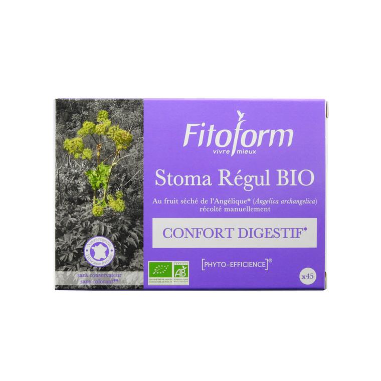 Complément alimentaire stoma régul en boite de 45 comprimés 125134