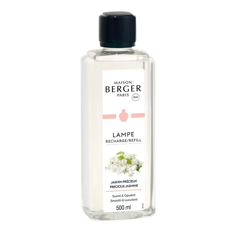 Parfum précieux au jasmin en flacon de 500 ml 125718