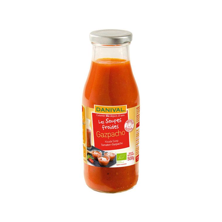 Gazpacho bio - 500 gr 130046