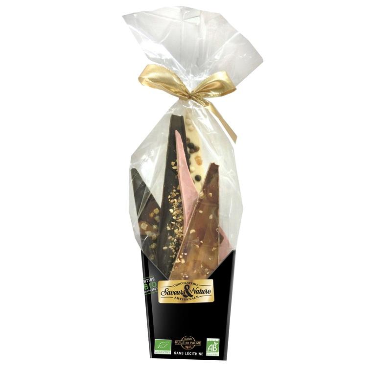 Bouquet de chocolat - 180 gr 136537