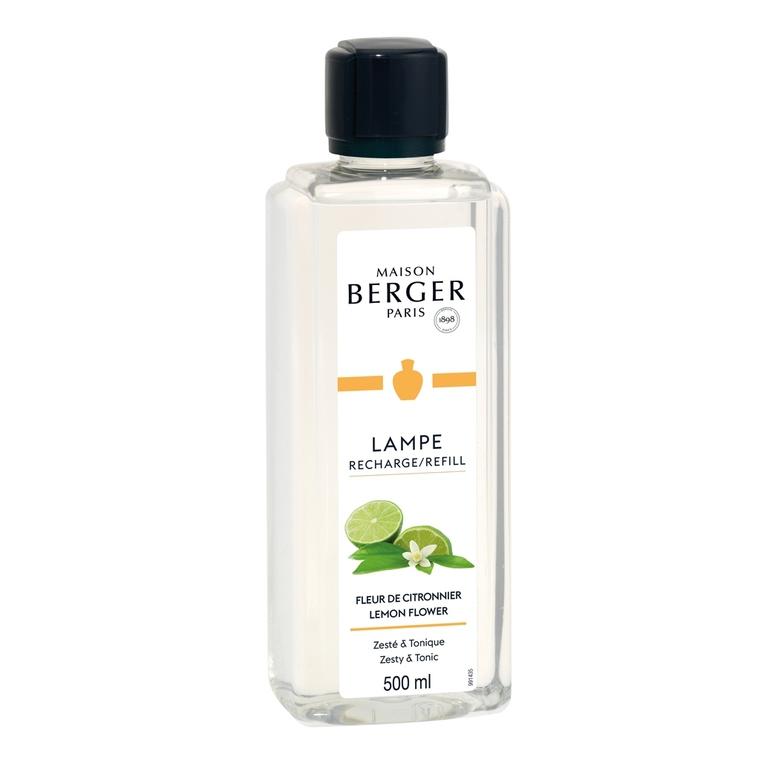 Parfum Fleurs de Citronnier pour Lampe Berger 500 ml 137558