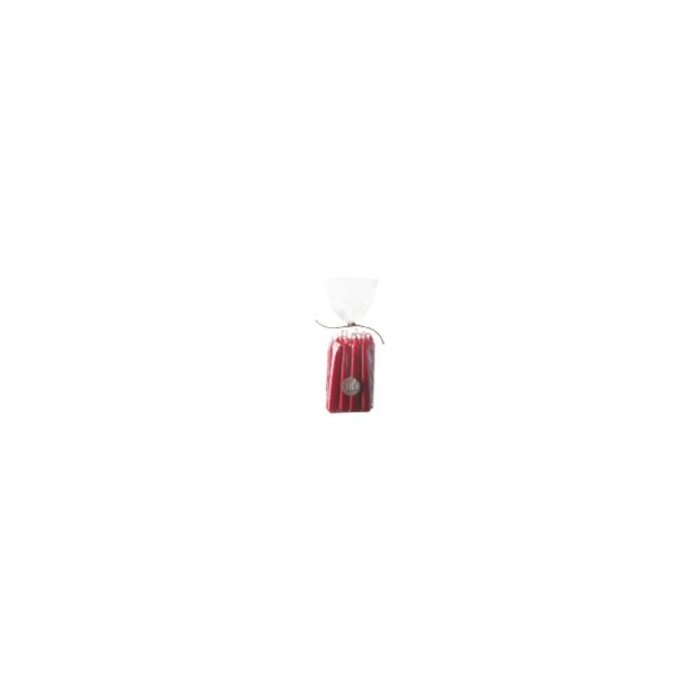 Sachet de 13 mini-bougies rouges 139452