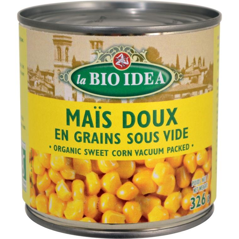 Mais doux en grains 326 g 14681