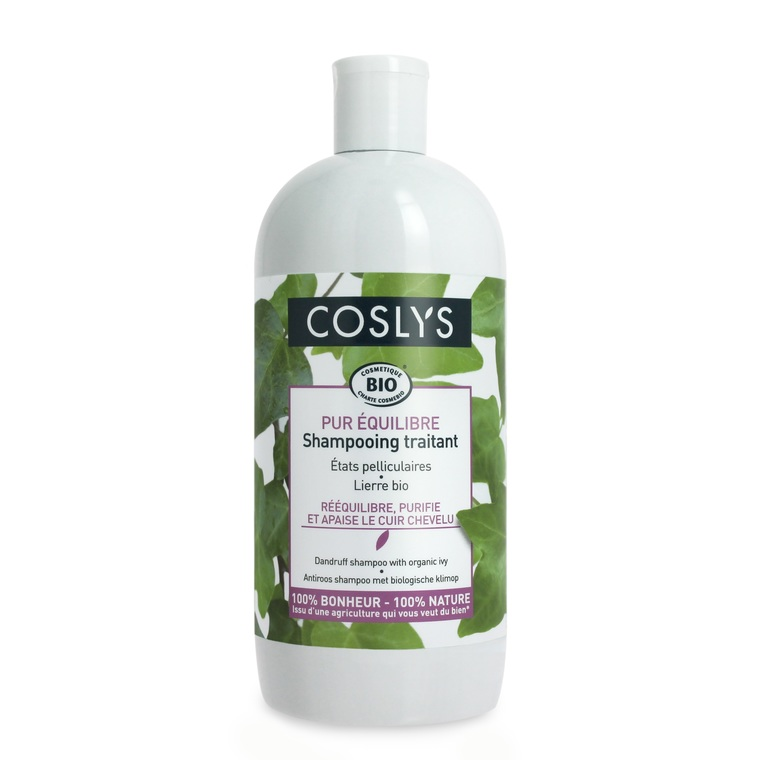 Shampooing antipelliculaire 500 ml COSLYS 15063
