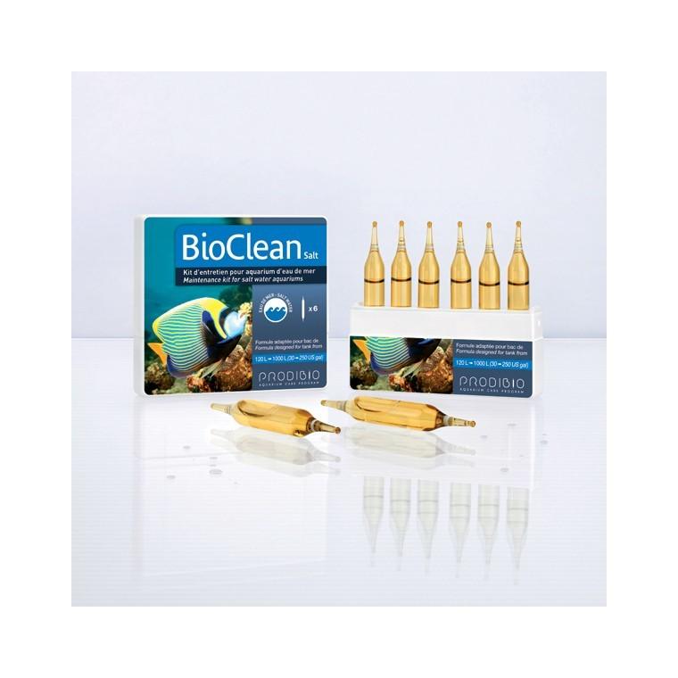 PRODIBIO - BioClean Salt 6 ampoules 153762