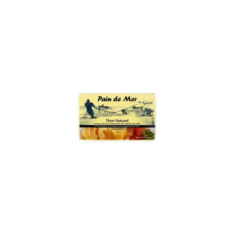 Thon au naturel 120 g 155534