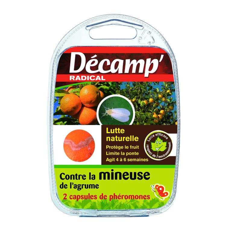Phéromone traitement biologique de la mineuse de l'agrume x 2 160325