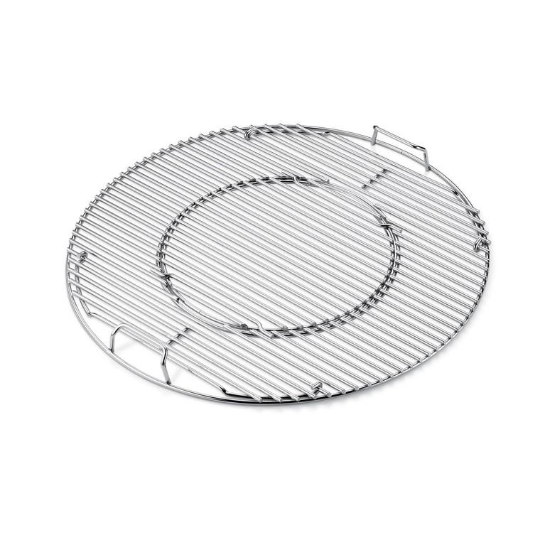 Grille de cuisson Gourmet pour barbecue à charbon WEBER D 57 cm 163867