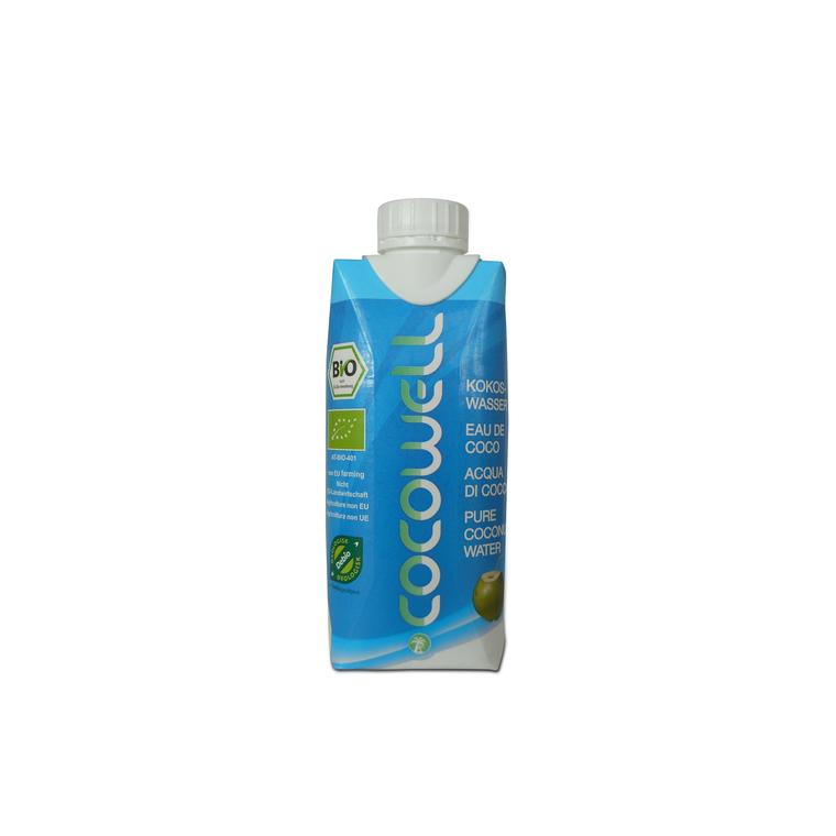 Eau de coco Pure bio 330 ml 169359